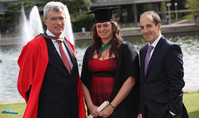 Devenish Nutrition Sponsored Student Graduates with First Class Honours