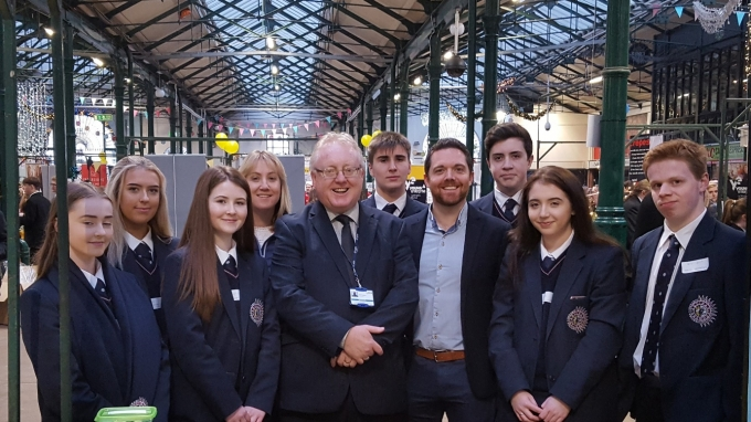 Devenish Support For Young Enterprise NI (YENI)